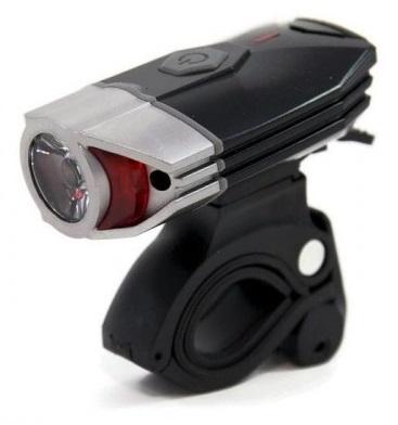 LANTERNA LED - RAYPAL - 300 lumeni - USB - baterie 1200 mAh - 4 functii (2269)