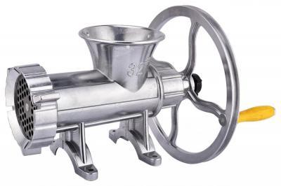 GP - Masina de tocat carne din aluminiu (cu rulment) - #32