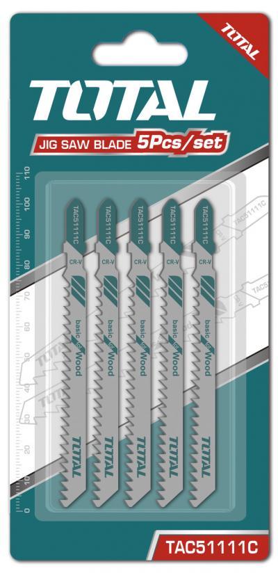 Set lame Fierastrau pendular - lemn 74mm - 5 buc
