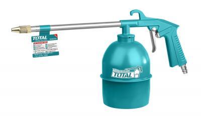 TOTAL - Pistol pentru spalare cu rezervor - 215mm