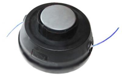 Mosor cu fir - cap ALUMINIU - M10x1.25 - (compatibil HUSQVARNA) (MC)