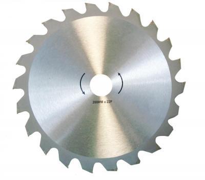 Disc taietor 22T - Scarlett - 200 x 25.4mm (MC)