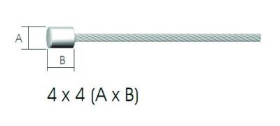 CABLU SCHIMBATOR 2m/1.2mm
