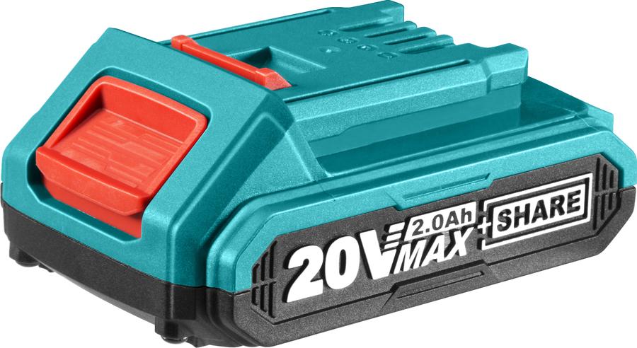 TOTAL - Acumulator 20V-2.0Ah (INDUSTRIAL)
