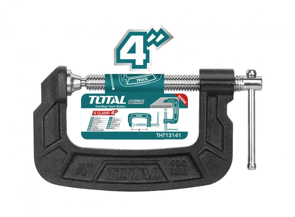 TOTAL - Clema G - 4 (INDUSTRIAL)
