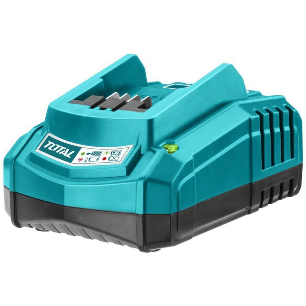 TOTAL - Incarcator rapid 20V (INDUSTRIAL)