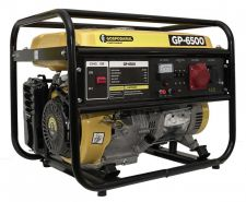 GENERATOR CURENT ELECTRIC - GP-6500 - BENZINA - TRIFAZIC - 5500W