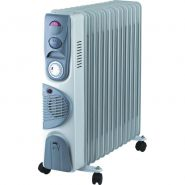 Blade - Calorifer electric 13 elementi 2900W (ventilator, termostat, timer) functie TURBO